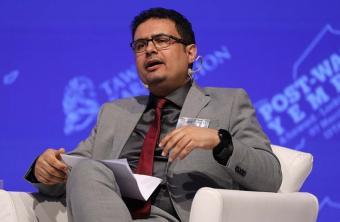 Arzt und Schriftsteller Marwan Al-Ghafory. Marwan Al-Ghafory ist kein Virologe, aber die womöglich wichtigste Corona-Informationsquelle im Jemen. Foto: Screenshot. March 7, 2020