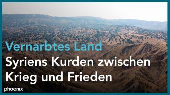 """Film: """"Vernarbtes Land - Syriens Kurden zwischen Krieg und Frieden. (Quelle: Konstantin Flemig/Youtube-Screenshot )"""