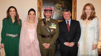 Hier herrschte noch Harmonie zwischen Abdullah II. und dem Prinzen - das Bild stammt aus dem Jahr 2012.