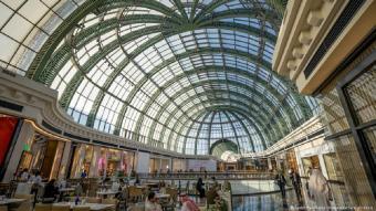 Imposanter Konsumtempel: die Mall of the Emirates in Dubai. Foto: Tyson Paul/Loop Images/picture alliance