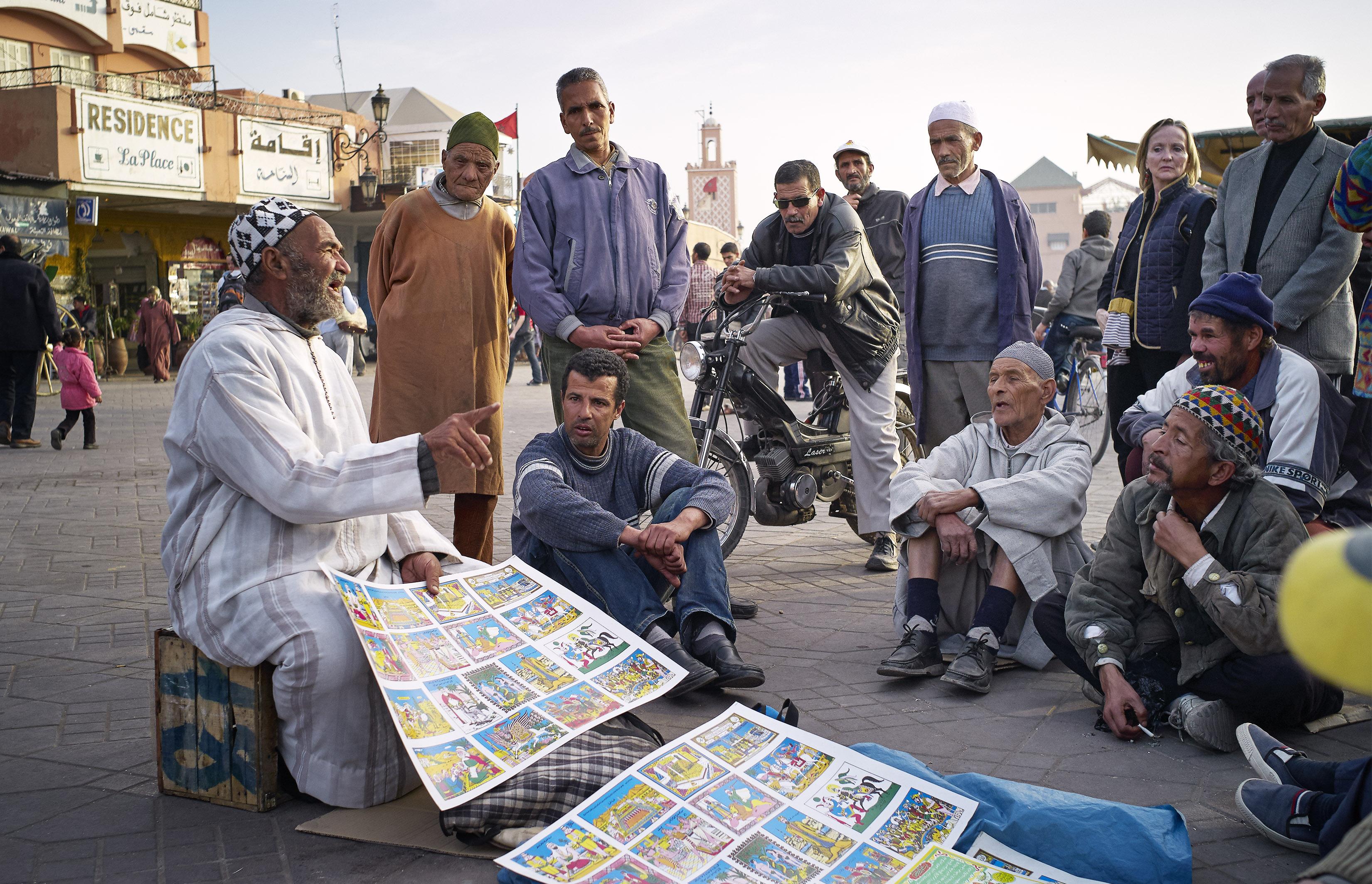 essay ri maroko
