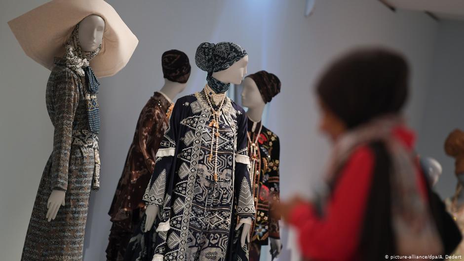 Mode Ausstellung